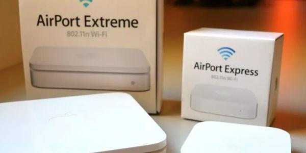 AirPort固件