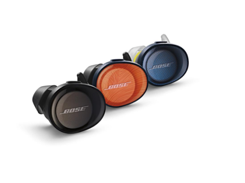 极致运动 无限体验Bose SoundSport Free