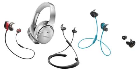 提前付款提前发货Bose SoundSport Free热销