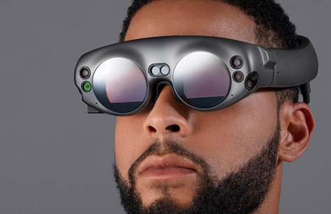 蓝珀S2和Magic Leap One?