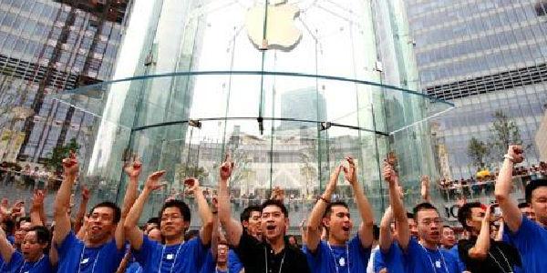 苹果降频门