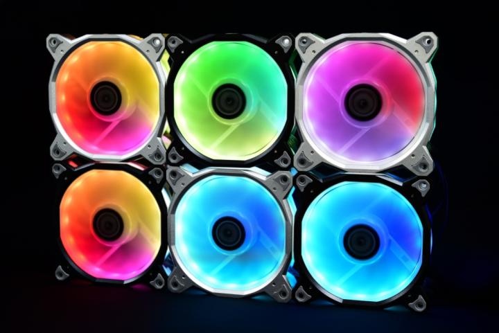 RGB幻彩