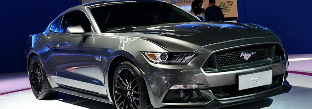 35万就能买这款福特跑车?其拉风程度媲美任何超跑