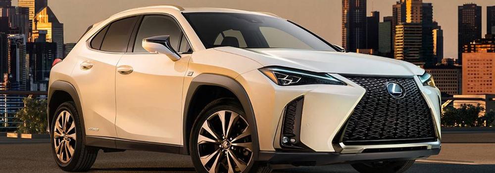雷克萨斯也来紧凑型SUV领域凑热闹:这款SUV不要太炫酷