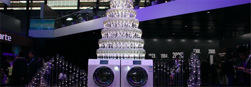 卡萨帝洗衣机竟然会玩杂技?而且还非常高大上