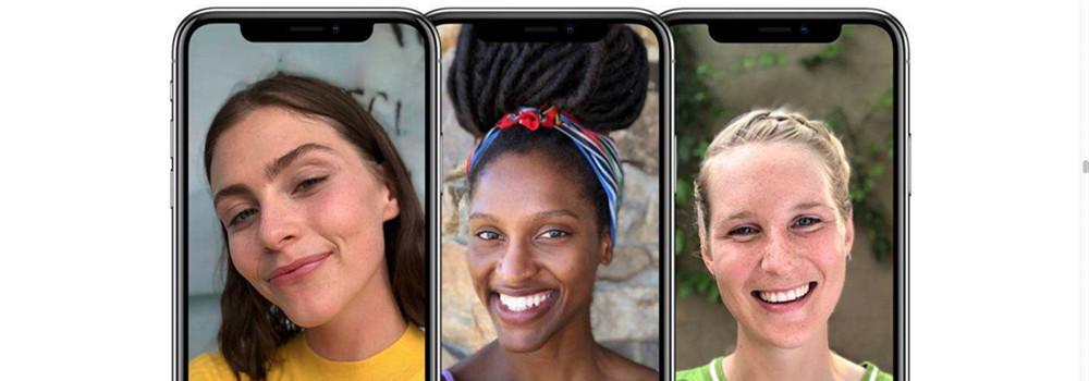 在手机越来越重视自拍的时代 苹果原生态相机是优势还是劣势?