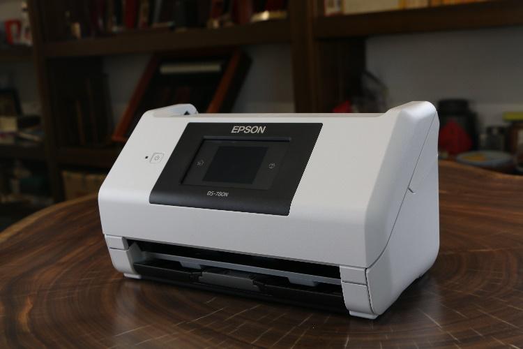 爱普生DS-780