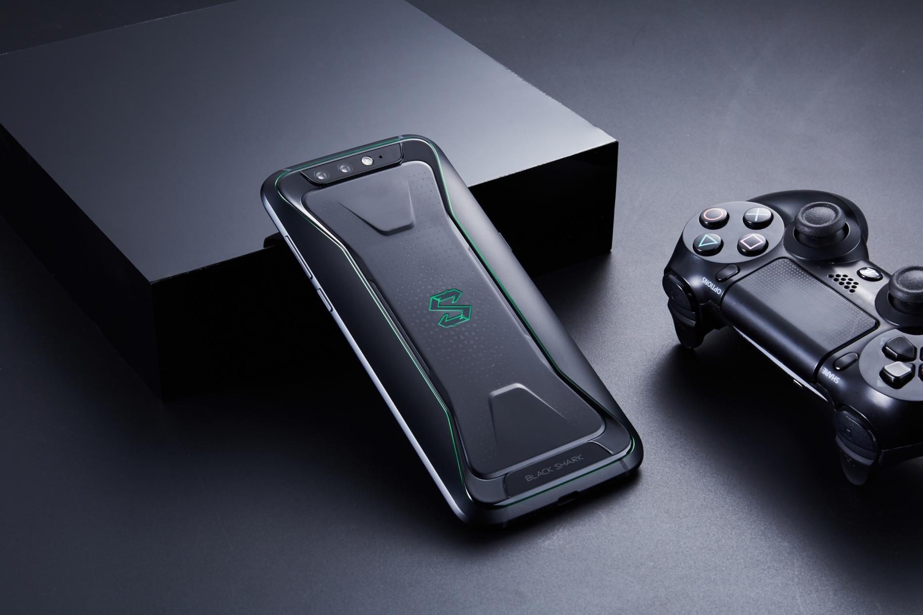 黑鲨游戏手机