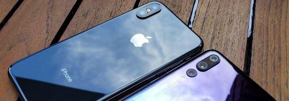 为什么在国产手机发布会上的iPhone X变的如此差劲?