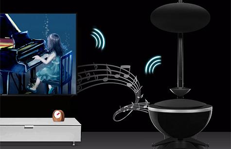 至简至美 HiVi惠威MS-2一体化全境声有源无线音乐系统