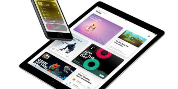 苹果iOS11.4