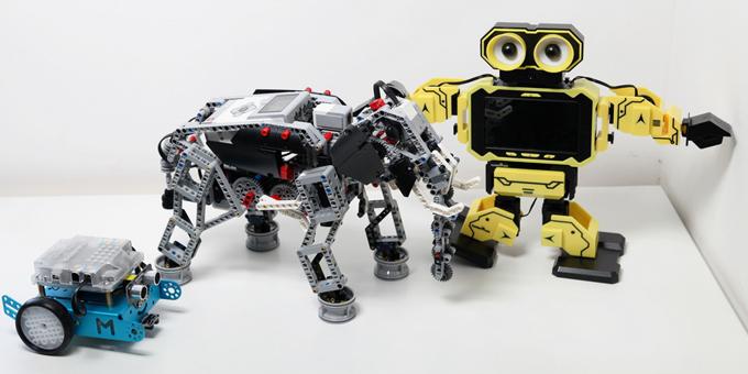 评教育机器人