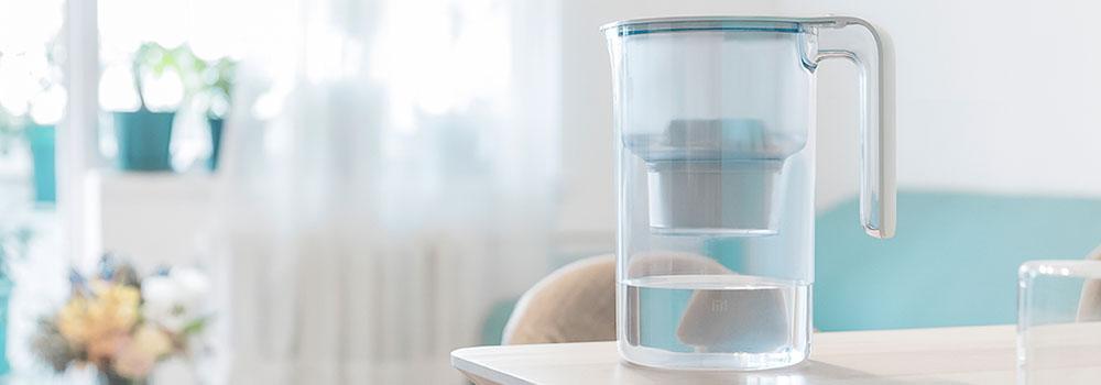多重过滤有寿命提醒功能 小米发布米家滤水壶售价99元