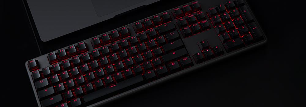支持RGB动态光效 小米游戏键盘发布售229元