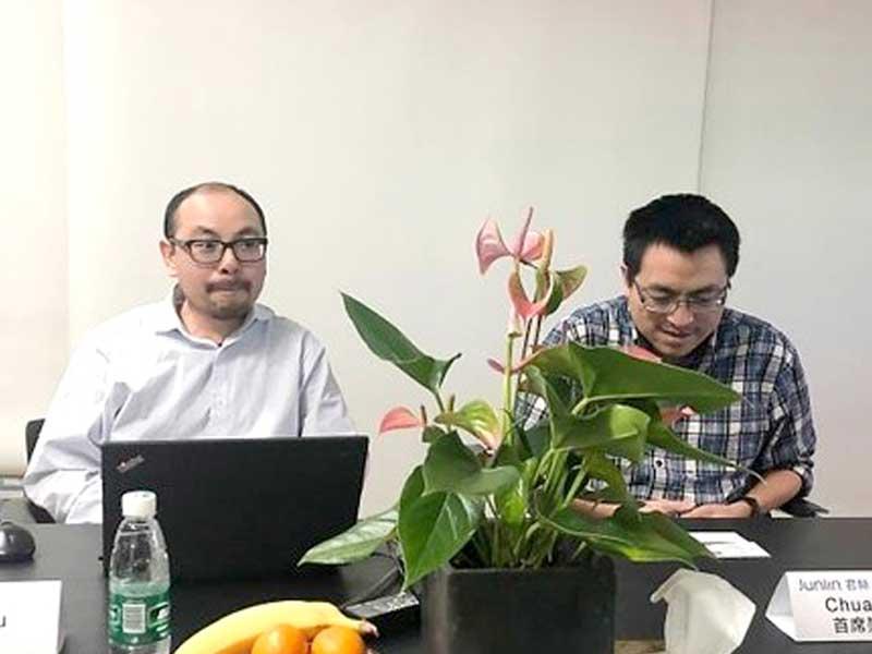 君林科技访谈