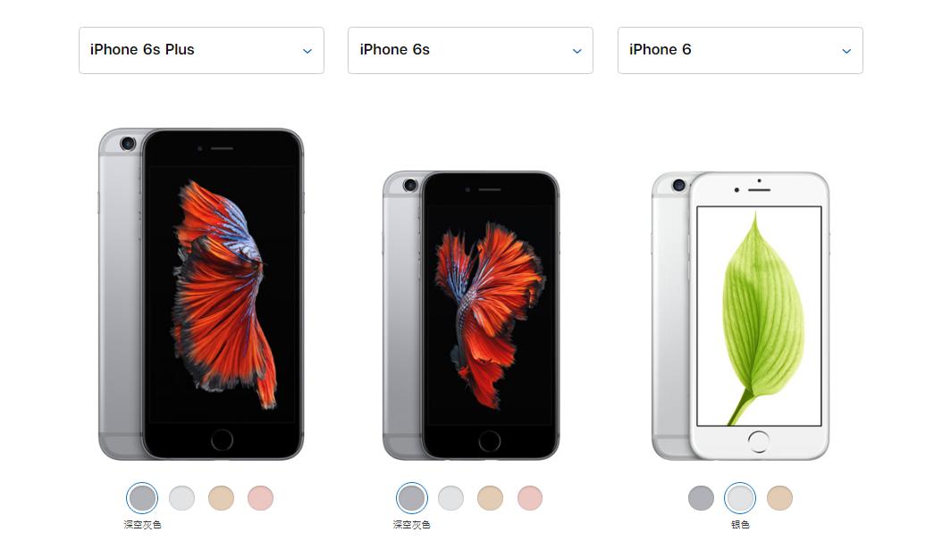 iPhone 6系列