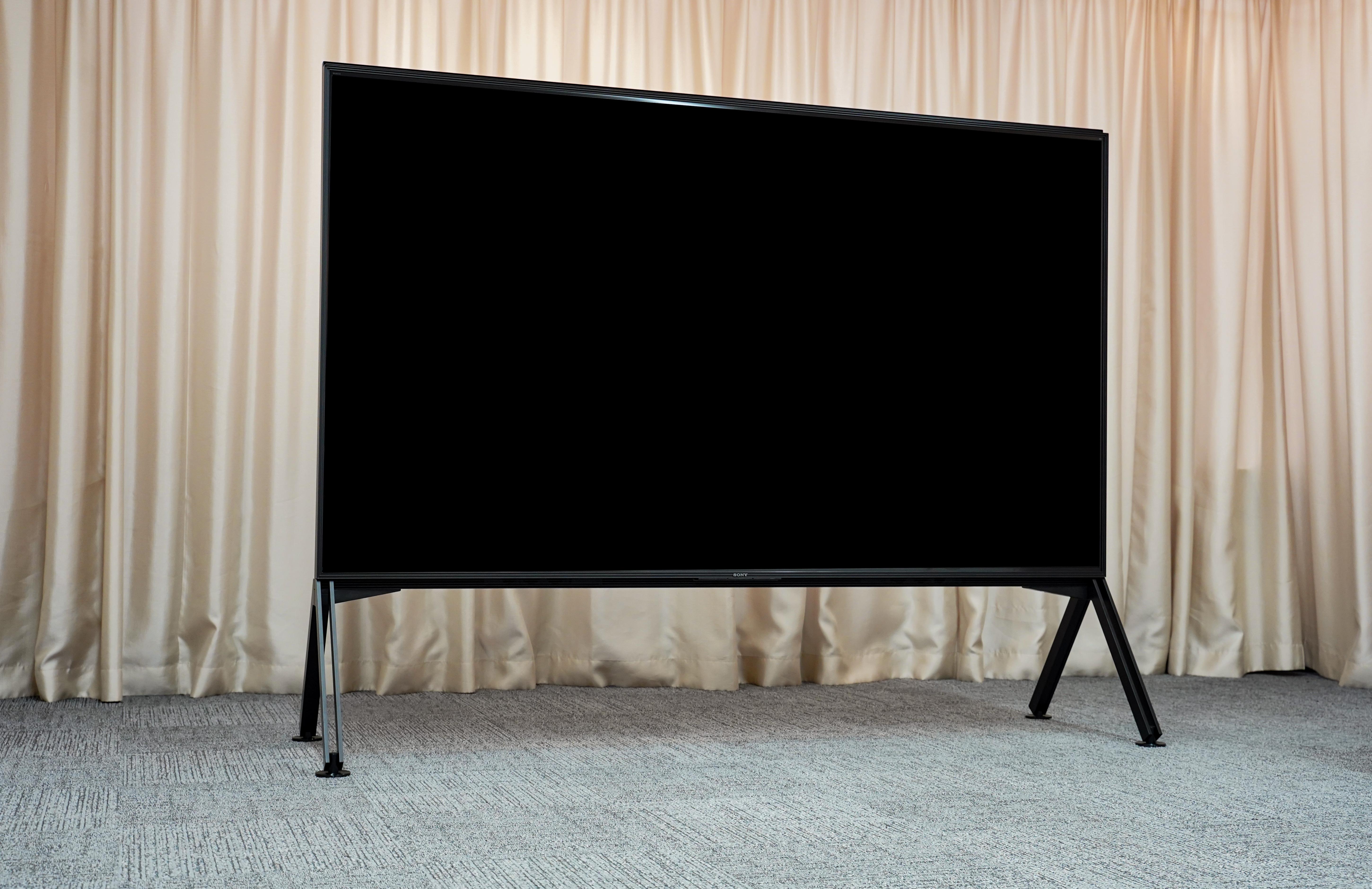 索尼Z9G电视