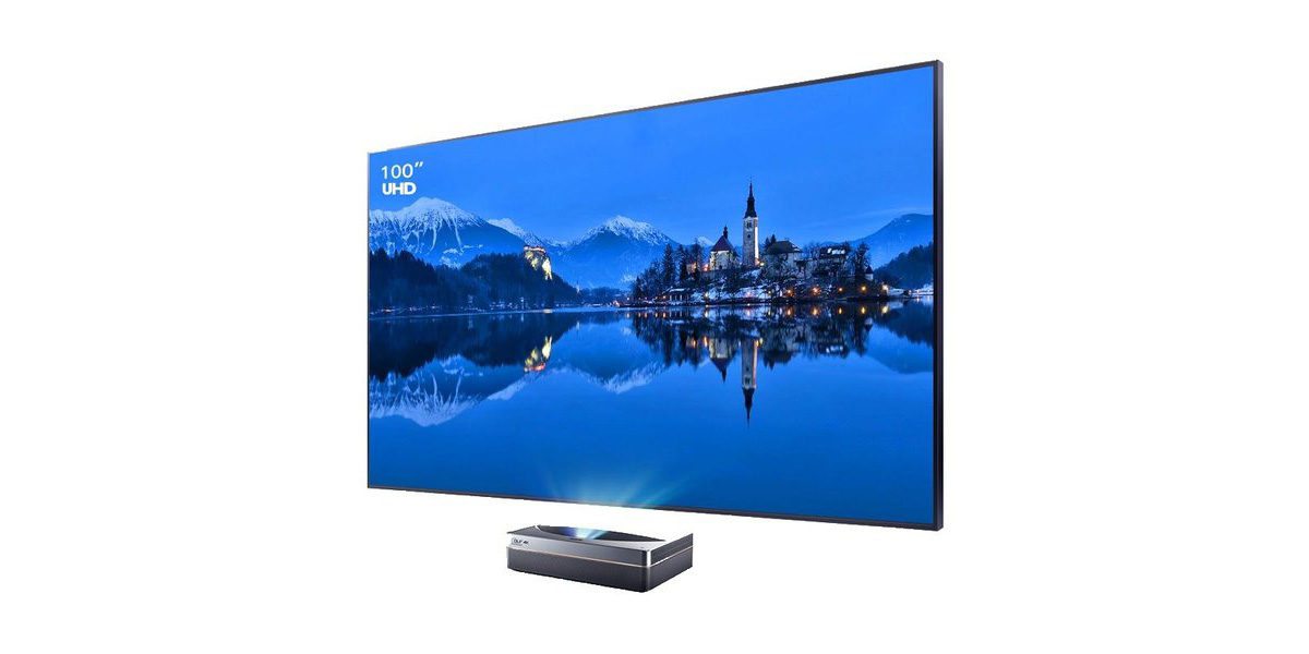 长虹D5UR评测 100�季弈�4K激光电视