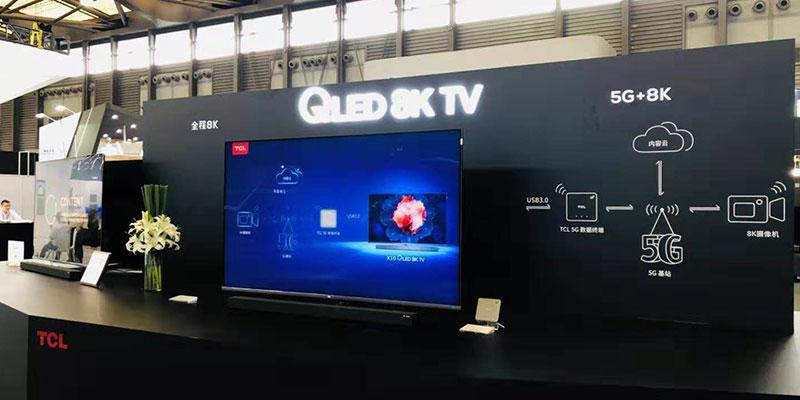 UDE2019访TCL:主推8K电视,布局AIxIoT
