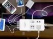 智能USB插排