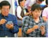 日本中老年人