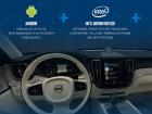英特尔为沃尔沃提供新一代安卓车载信息娱乐系统