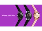 三星新款智能手表Galaxy Watch