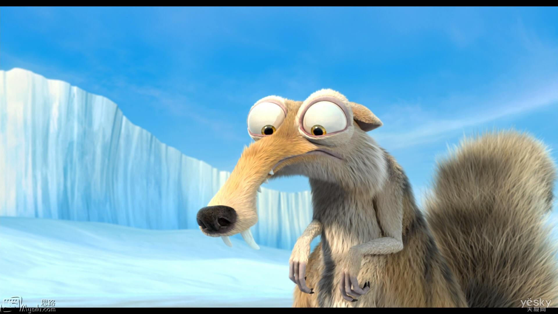 冰川时代 松鼠_冰河世纪松鼠图片图片_冰河世纪松鼠图片图片下载