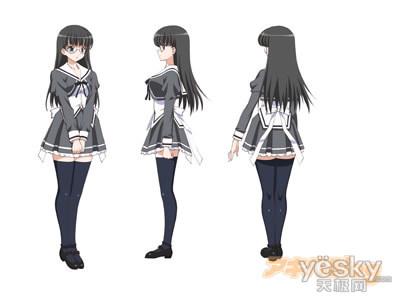 [秋色之空]OVA人设公开,上卷7月30日发售