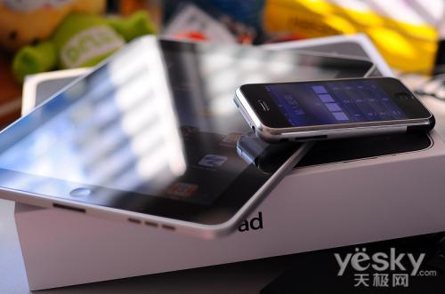 极品装备 苹果iPad真机到手试玩