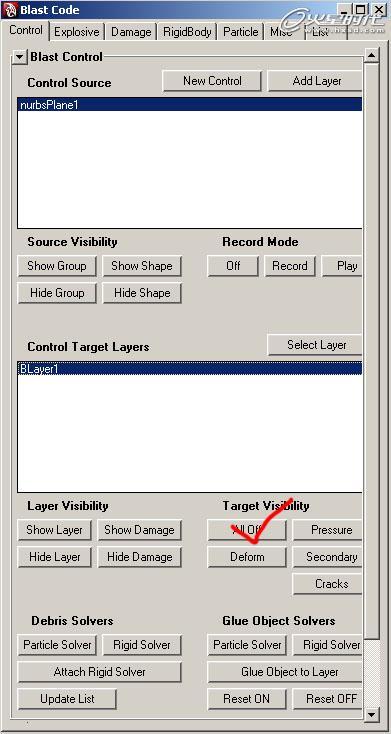 Maya软件制作爆破特效过程解析_天极设计在线整理