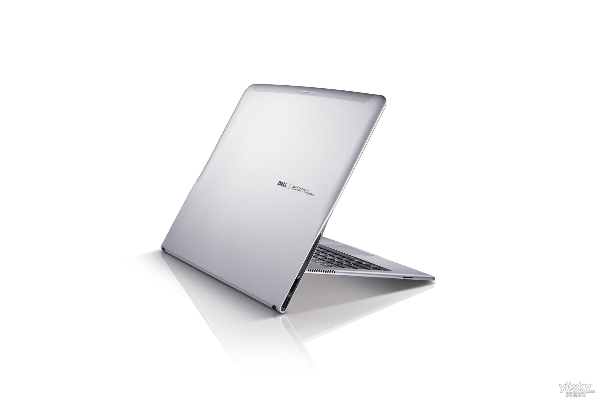 无限拓展的戴尔笔记本电脑工业设计