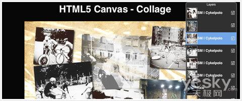 使用HTML5开发的一些精彩应用_天极网页陶吧整理