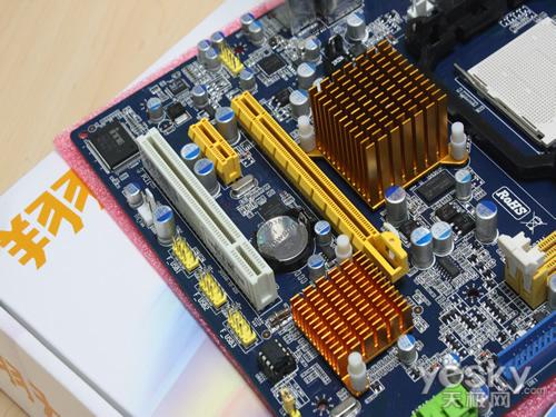 轻松玩HTPC 499元集显最后的王者880G到货