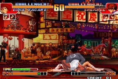 《拳皇97》加强版 风云再起 模拟器截图3