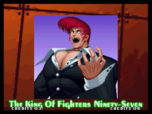 《拳皇97》加强版 风云再起 模拟器截图2