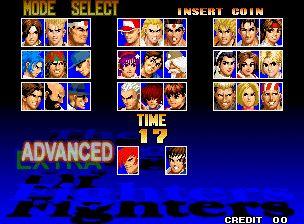 《拳皇97》加强版 风云再起 模拟器截图4