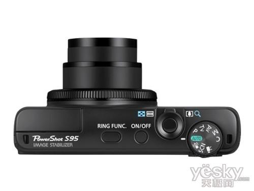超强防抖广角DC 佳能S95绿森促销2899元