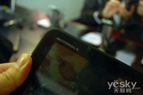 首款Android3.0平板 摩托罗拉Xoom现场评测