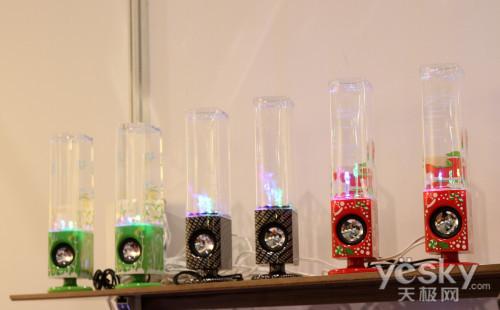 2011年香港春季电子展热点之:音频天下