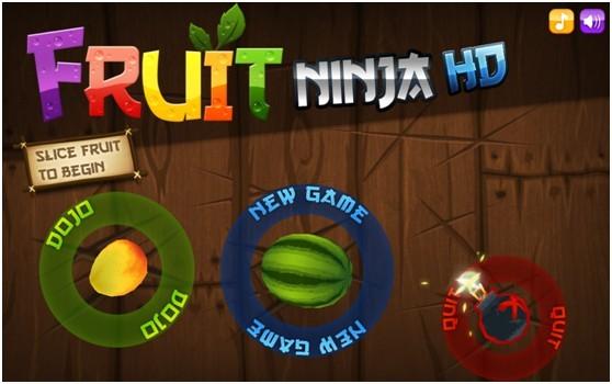 水果忍者电脑版(切水果游戏)截图3