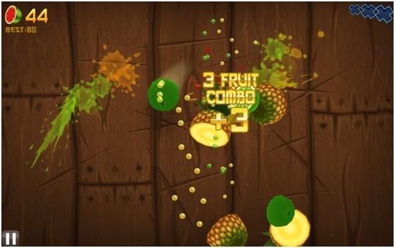 水果忍者电脑版(切水果游戏)截图2