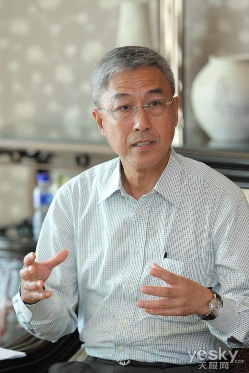 紧密合作 专访英伟达亚太区副总裁俞炯龙