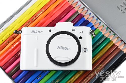 厚积薄发显魅力 尼康 1 V1微单相机性能评测