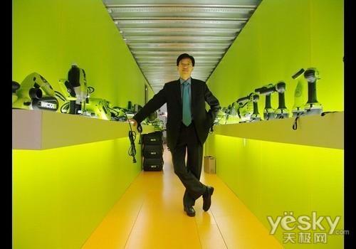 福布斯评50岁以下亚洲商界卓越人物:曹国伟入选