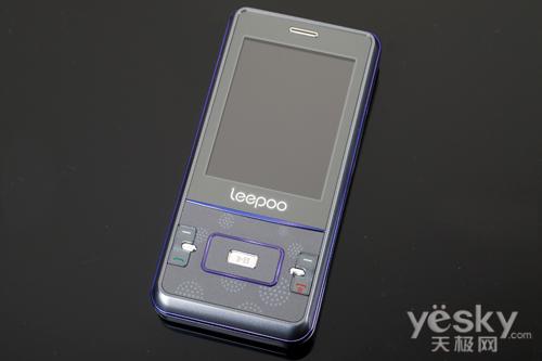 GSM双频滑盖手机 音乐自由Leepoo E6评测