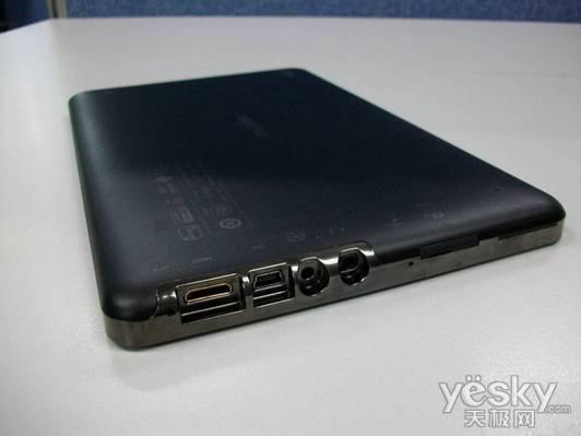 8英寸渐成主流 首测爱国者8寸平板电脑m801