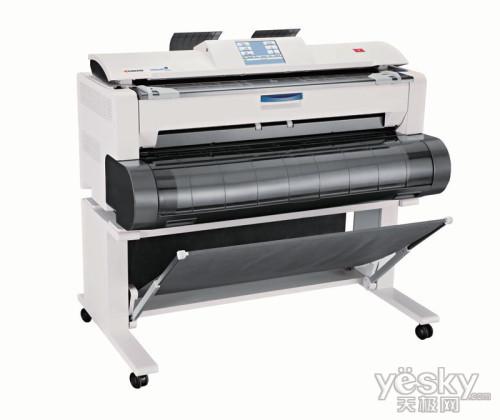 黑白也能成就色彩 京瓷新推2款高端工程复合机