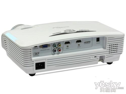 超值1080P  奥图码HD20LV投影机