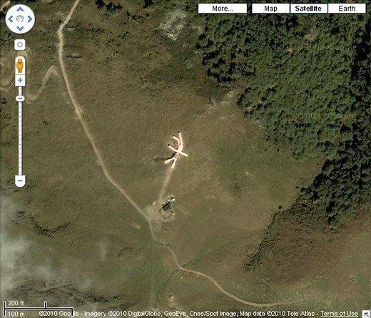 谷歌地图(S60五版)截图4